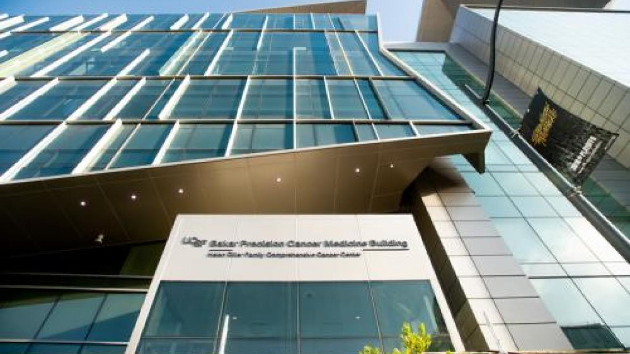 Bakar Precision Cancer Medicine Building
